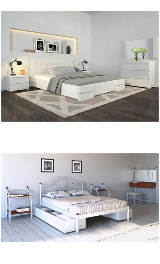 Двухспальная кровать в Днепре
